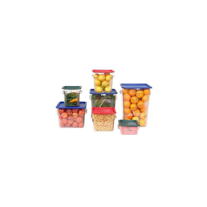 STORAGE CONTAINER SQUARE - 1.5Lt  - 1