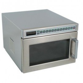 MICROWAVE INDUSTRIAL AMANA - 1800W STAINLESS STEEL