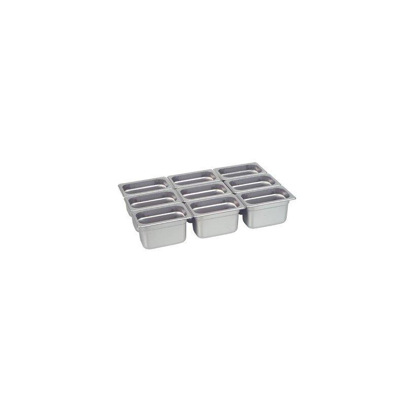 INSERT S/STEEL (VALUE) -NINTH 100mm (I) - 1