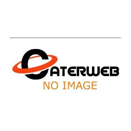 KEBAB SKEWER S/STEEL - OVAL - 300mm - 1