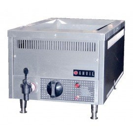 BAIN MARIE TABLE TOP - GAS - 1 DIVISION - 1