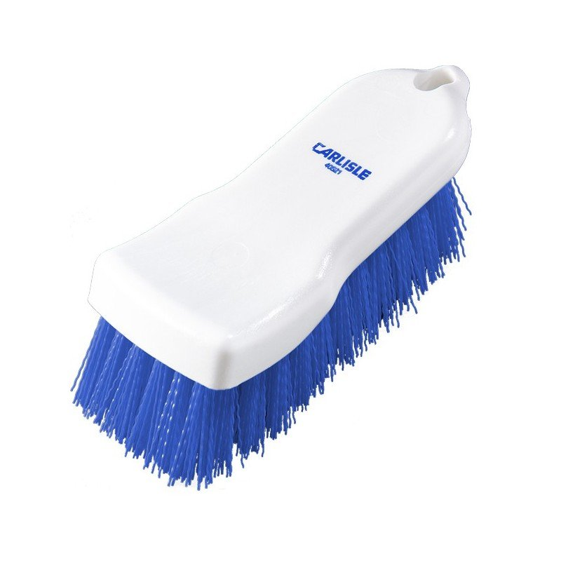 HAND SCRUB BRUSH - POLYESTER - 150MM