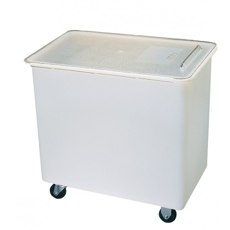 INGREDIENT BIN PORTABLE - 136Lt (WHITE) - 2