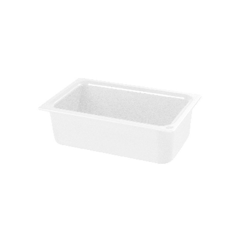 COLDMASTER-FULL SIZE FOOD PAN-152mm - WHITE - 1