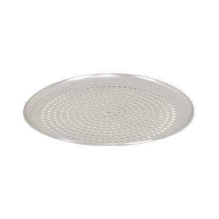 PIZZA PAN - PERFORATED - ALUMINIUM - ROUND - 200mm - 1