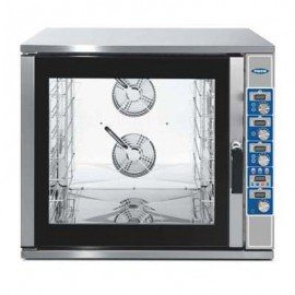 COMBI STEAM OVEN PIRON [900] - 6 PAN - DIGITAL - 1