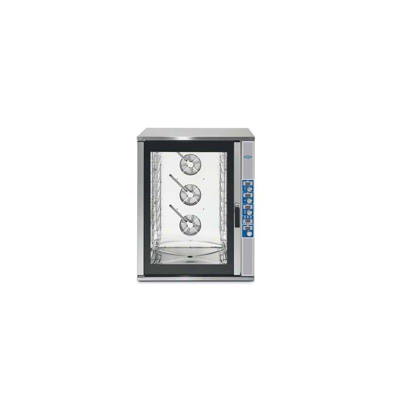 COMBI STEAM OVEN PIRON [900] - 10 PAN - DIGITAL - 1