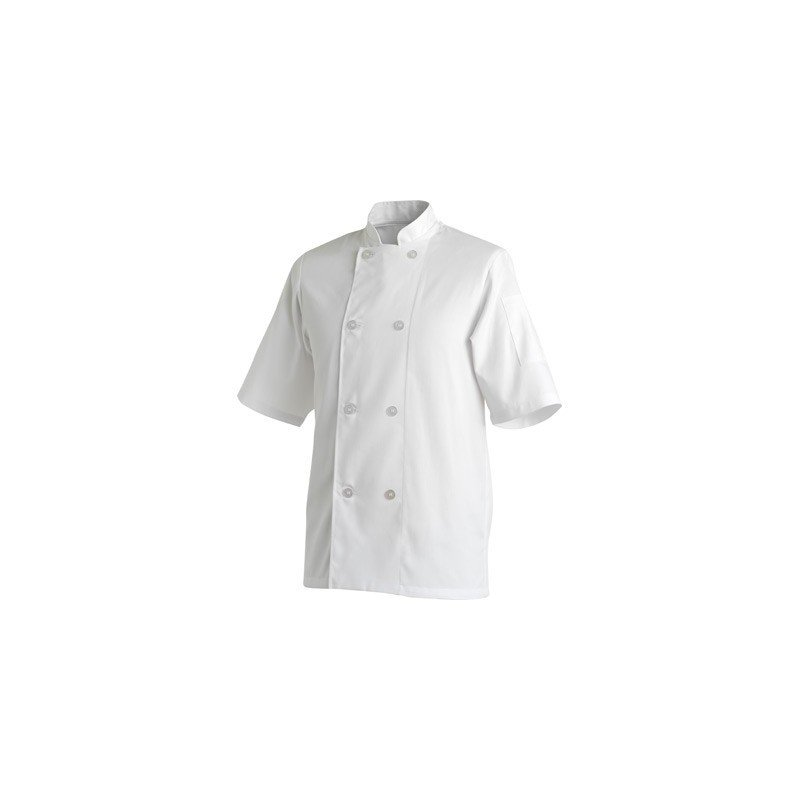 CHEFS UNIFORM JACKET EXECUTIVE MEN LONG  MEDIUM