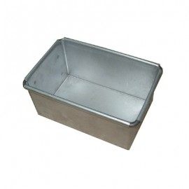 BREAD TRAY ALUSTEEL - MADERA PAN - 1