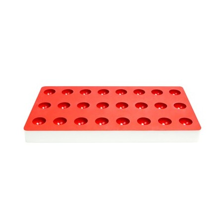 JELLY MOULD ROUND - 24 PORTION - 1