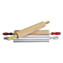 ROLLING PIN WOOD - 300mm - 1