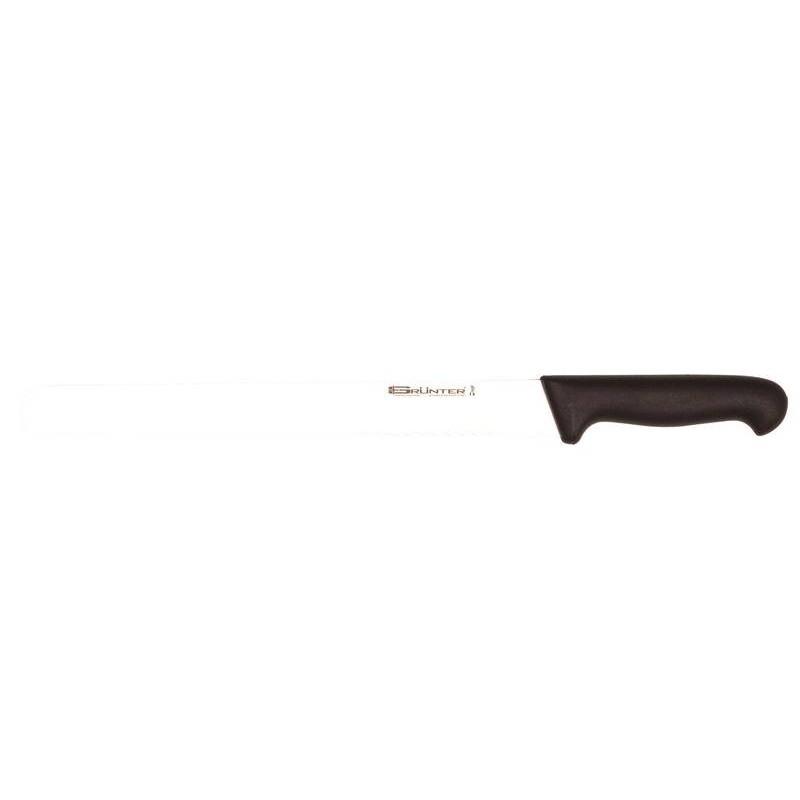 KNIFE GRUNTER  SALMON/HAM SLICER SERRATED