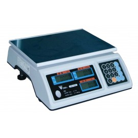 RETAIL SCALE ELECTRONIC  15kg (15 x 5g)