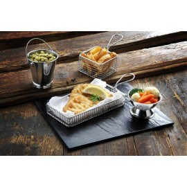 MINI BASKET RECTANGULAR - 215 x 105 x 35mm - 1