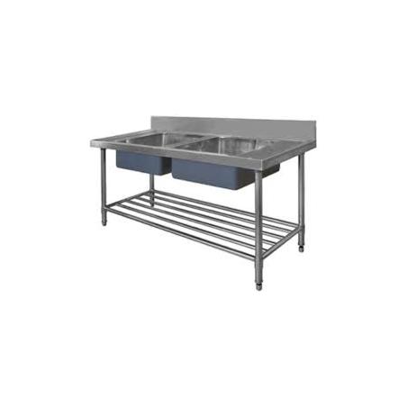 Stainless Steel Sinks - 1