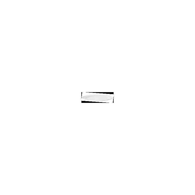 OVAL RIMMED PLATTER 36cm - 1
