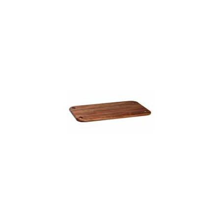 DOMINO WOODEN BASE RECTANGULAR GN 1/1 - 1
