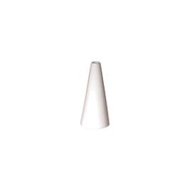 PYRAMID SHAPE FLOWER VASE 16cl - 1