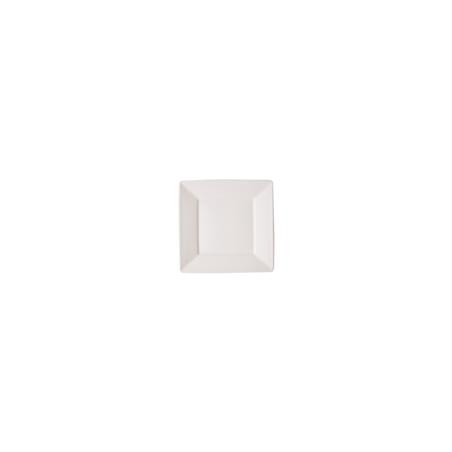 FLAT SQUARE PLATE 15cm - 1