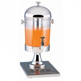 JUICE DISPENSER STAINLESS STEEL  1 BOWL