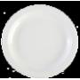 NARROW RIMMED PLATE 17cm - 1