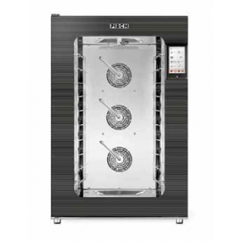 COMBI STEAM OVEN PIRON [COLOMBO] - 10 PAN GN1/1 - TOUCH - 1