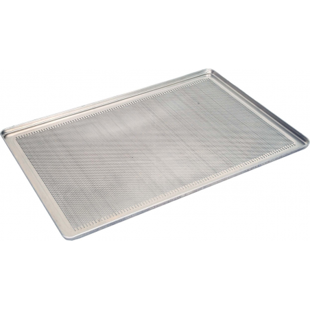 BAKING TRAY - PERFORATED - 600 x 400 x 10mm - 1