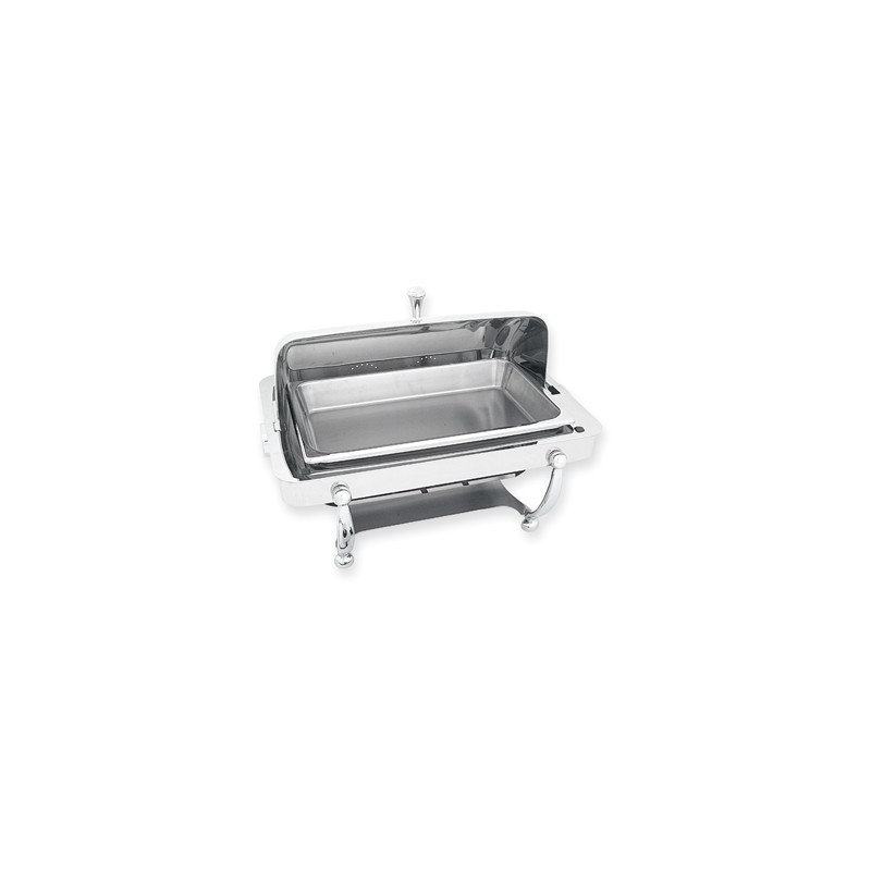 CHAFER RECTANGULAR ROLL TOP INFINITI CLASSIC