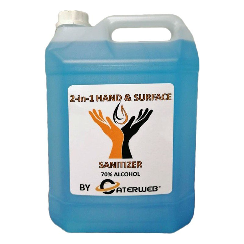 Hand & Surface Sanitizer 5L - 1