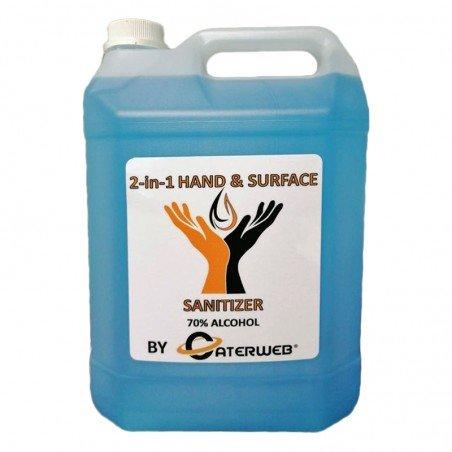 Hand & Surface Sanitizer 5L - 1