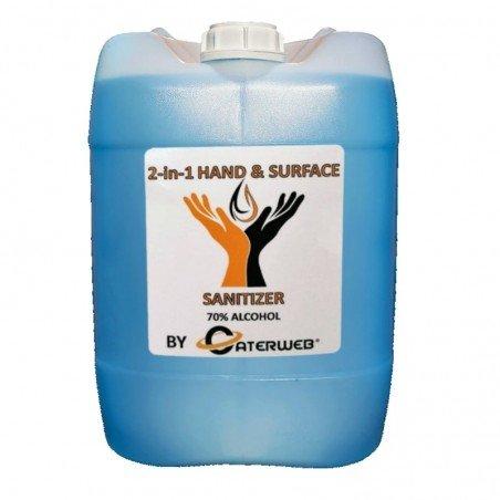 Hand & Surface Sanitizer 25Lt - 1