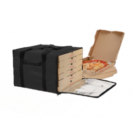 FOOD DELIVERY BAG - 6 PIZZA BOX - 1