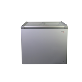 CHEST FREEZER - 197L - GLASS SLIDER - 1