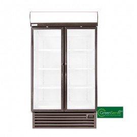 BEVERAGE COOLER DOUBLE HINGED DOOR - HD1140 - 1