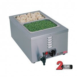 BAIN MARIE ANVIL TABLE TOP - 1 DIVISION - 1