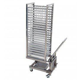 CONVECTION OVEN ANVIL (COMBO) - 20 PAN - ROLL IN TROLLEY ONLY - 1