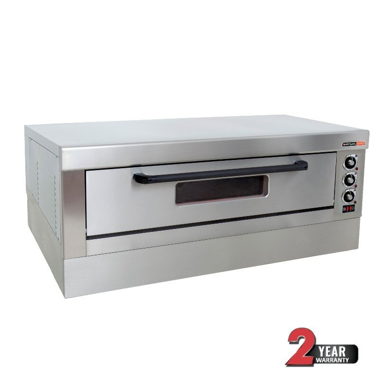 DECK OVEN ANVIL - 3 TRAY - SINGLE DECK - 1