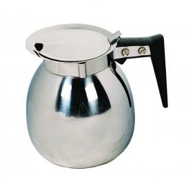 COFFEE DECANTER S/STEEL & LID - 2Lt - 1