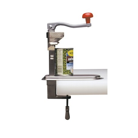 CAN OPENER CATER ACE WITH TABLE CLAMP - 1