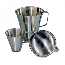 MEASURING JUG S/STEEL- 500ml - 1