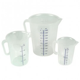 MEASURING JUG PLASTIC