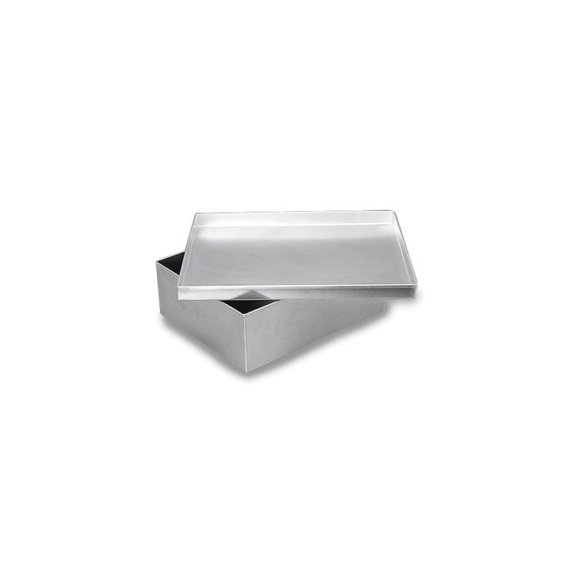BAKING TRAY ALUMINIUM - 650 x 530 x 10mm - 1
