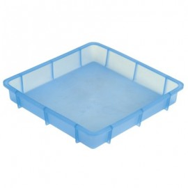 MOULD SILICONE - SQUARE 240 x 240 x 44mm - 1
