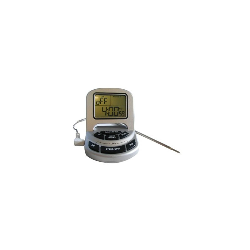 THERMOMETER DIGITAL OVEN (0 to 300 DEG) - 1