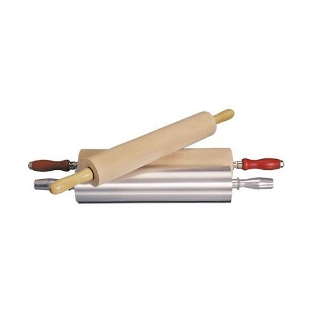 ROLLING PIN ALUMINIUM - 380mm - 1